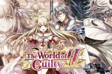 The World of Guilty Ⅱキービジュアル